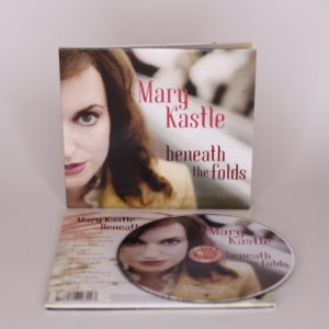 Mary Kastle Beneath the Folds CD indie jazz-pop vancouver bc canada