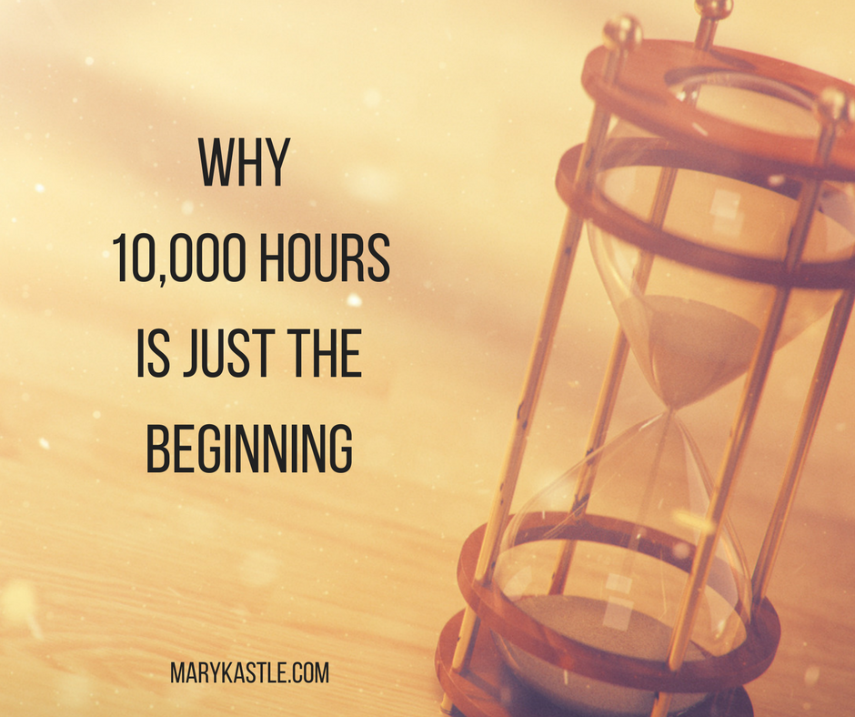 Why 10,000 hours is the beginning mary kastle singer songwriter soul jazz pop vancouver bc