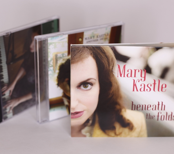 Mary Kastle CD Box Set